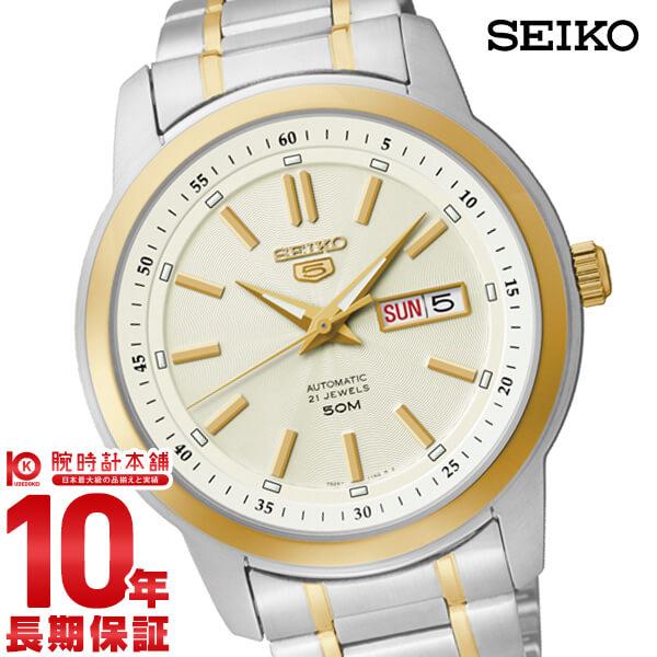 セイコー 逆輸入モデル SEIKO 機械式(自動巻き) SNKM92KC(SNKM92K1) [正規品] メンズ 腕時計 時計