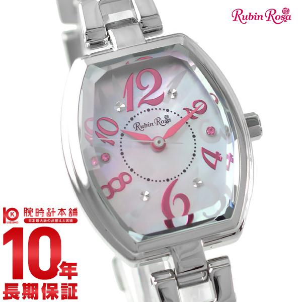ルビンローザ 時計 RubinRosa 土屋太鳳さん広告着用モデル ソーラー R018SOLSPK [正規品] レディース 腕時計
