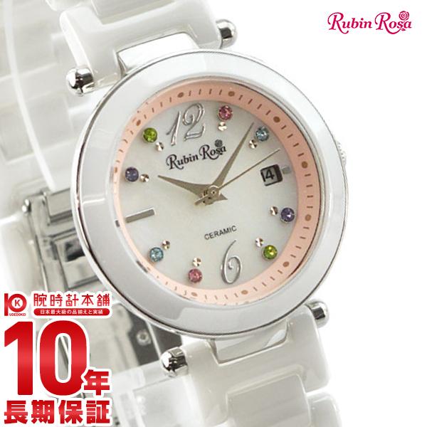 ルビンローザ 時計 RubinRosa イメージモデル 土屋太鳳さん ソーラー R307SPKMOP [正規品] レディース 腕時計