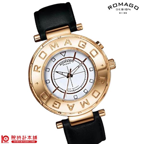 ロマゴデザイン ROMAGODESIGN FLOW フロー RM002-0055ST-RG [正規品] メンズ&レディース 腕時計 時計