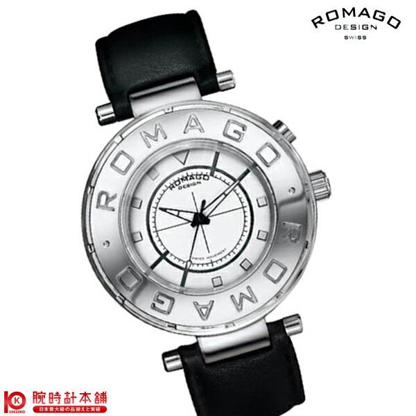 ロマゴデザイン ROMAGODESIGN FLOW フロー RM002-0055ST-SV [正規品] メンズ&レディース 腕時計 時計