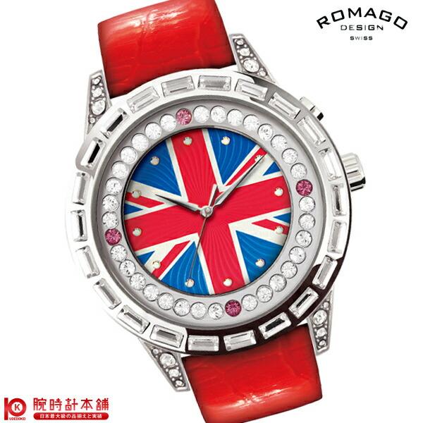 【2000円割引クーポン】ロマゴデザイン ROMAGODESIGN DAZZLE ダズル RM006-0310ST-RD [正規品] メンズ&レディース 腕時計 時計