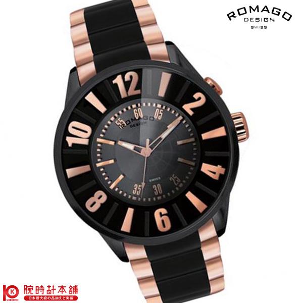 最大1200円割引クーポン対象店 ロマゴデザイン ROMAGODESIGN NUMERATION ヌメレーション RM007-0053SS-RG [正規品] メンズ&レディース 腕時計 時計
