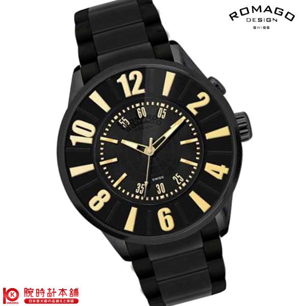 ロマゴデザイン ROMAGODESIGN NUMERATION ヌメレーション RM007-0053SS-GD [正規品] メンズ&レディース 腕時計 時計