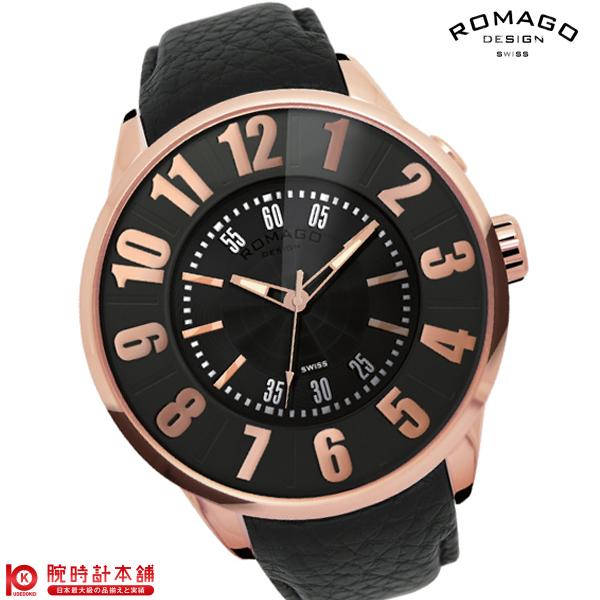 ロマゴデザイン ROMAGODESIGN \Attraction series (アトラクションシリーズ) RM007-0053ST-RG [正規品] メンズ&レディース 腕時計 時計