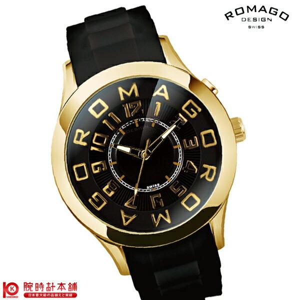ロマゴデザイン ROMAGODESIGN ATTRACTION アトラクション RM015-0162PL-GDBK [正規品] メンズ&レディース 腕時計 時計