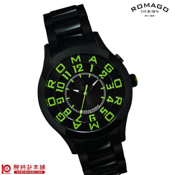 ロマゴデザイン ROMAGODESIGN ATTRACTION アトラクション RM015-0162SS-LUGR [正規品] メンズ&レディース 腕時計 時計