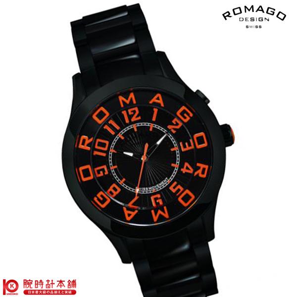 ロマゴデザイン ROMAGODESIGN ATTRACTION アトラクション RM015-0162SS-LUOR [正規品] メンズ&レディース 腕時計 時計