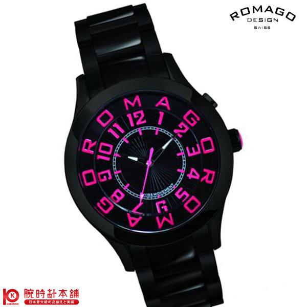 【3000円割引クーポン】ロマゴデザイン ROMAGODESIGN ATTRACTION アトラクション RM015-0162SS-LUPK [正規品] メンズ&レディース 腕時計 時計