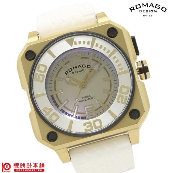 【2000円割引クーポン】ロマゴデザイン ROMAGODESIGN COOL クール RM018-0073PL-GD [正規品] メンズ&レディース 腕時計 時計
