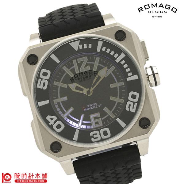 【2000円割引クーポン】ロマゴデザイン ROMAGODESIGN COOL クール RM018-0073PL-SV [正規品] メンズ&レディース 腕時計 時計