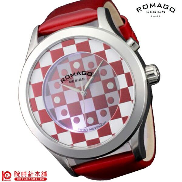 ロマゴデザイン ROMAGODESIGN FASHIONCODE ファッションコード RM052-0314ST-RDWH [正規品] メンズ&レディース 腕時計 時計【あす楽】