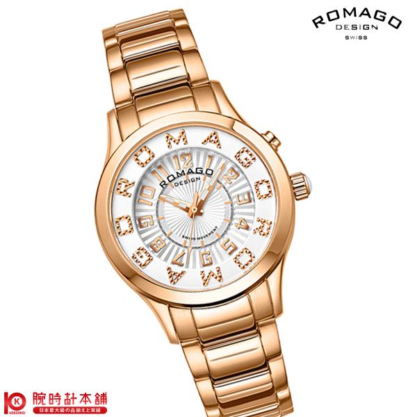ロマゴデザイン ROMAGODESIGN ATTRACTION アトラクション RM067-0162SS-RG [正規品] メンズ&レディース 腕時計 時計