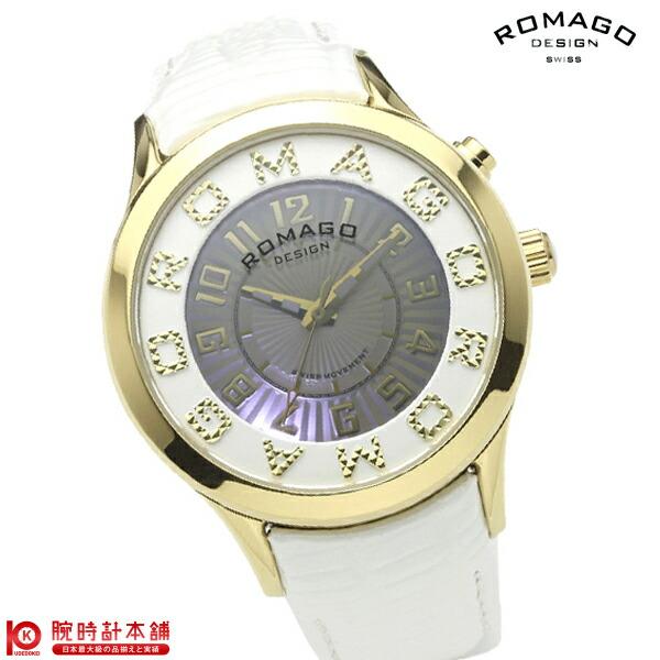 ロマゴデザイン ROMAGODESIGN ATTRACTION アトラクション RM067-0162ST-WH [正規品] メンズ&レディース 腕時計 時計