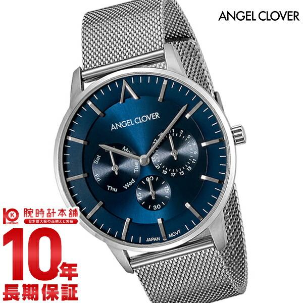 最大1200円割引クーポン対象店 エンジェルクローバー 時計 AngelClover Zero 交換レザーベルト付き ZE42SNV [正規品] メンズ 腕時計