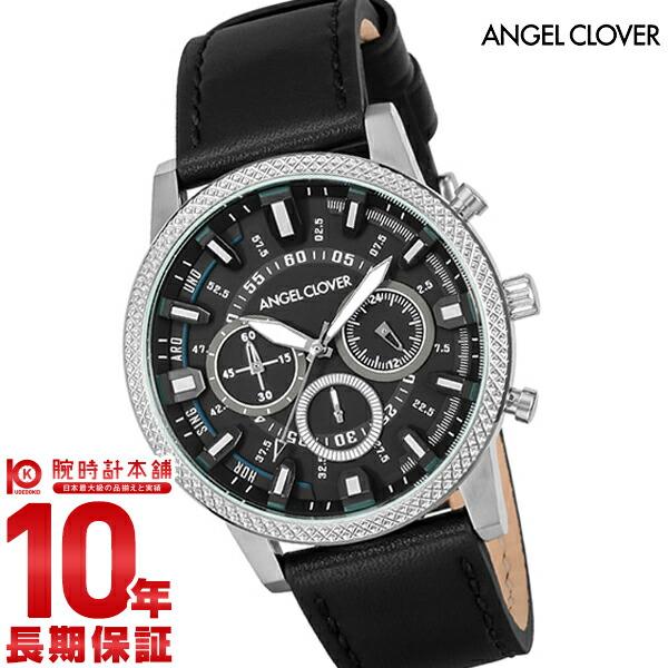 エンジェルクローバー 時計 AngelClover Ridge ブラック RD44SBK-BK [正規品] メンズ 腕時計