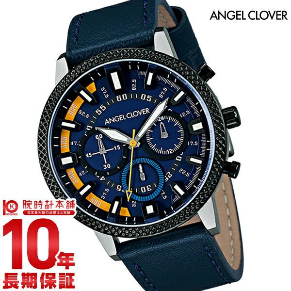 エンジェルクローバー 時計 AngelClover Ridge ネイビー RD44BNV-NV [正規品] メンズ 腕時計