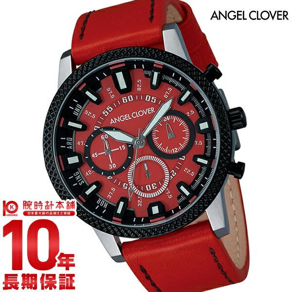 エンジェルクローバー 時計 AngelClover Ridge レッド RD44BRE-RE [正規品] メンズ 腕時計