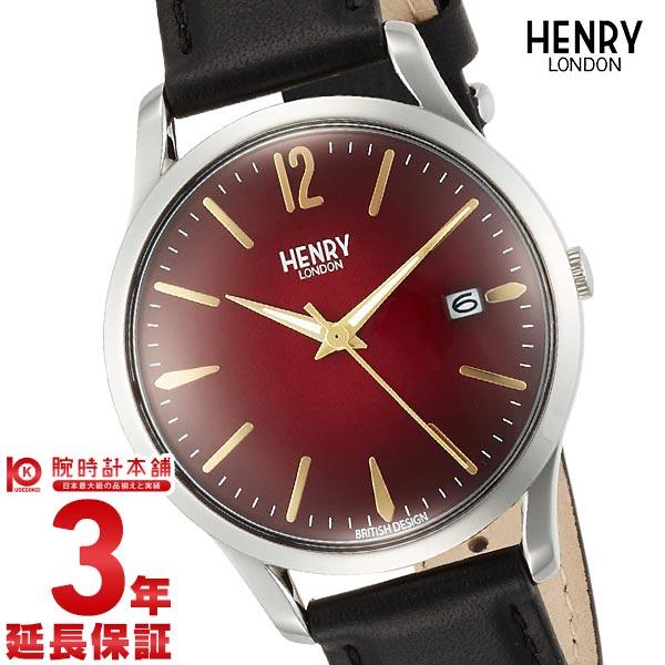 【新作】ヘンリーロンドン HENRY LONDON チャンセリー HL39-S-0095 [海外輸入品] メンズ&レディース 腕時計 時計