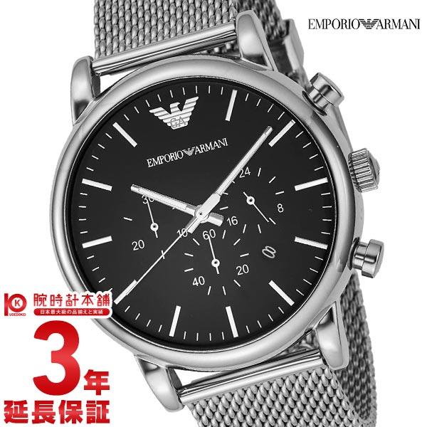 【新作】エンポリオアルマーニ EMPORIOARMANI AR1808 [海外輸入品] メンズ 腕時計 時計