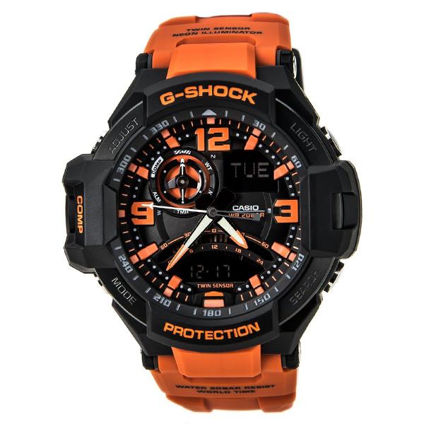 카시오 G쇼크 G-SHOCK GA10004A [해외 수입품]맨즈 손목시계 시계
