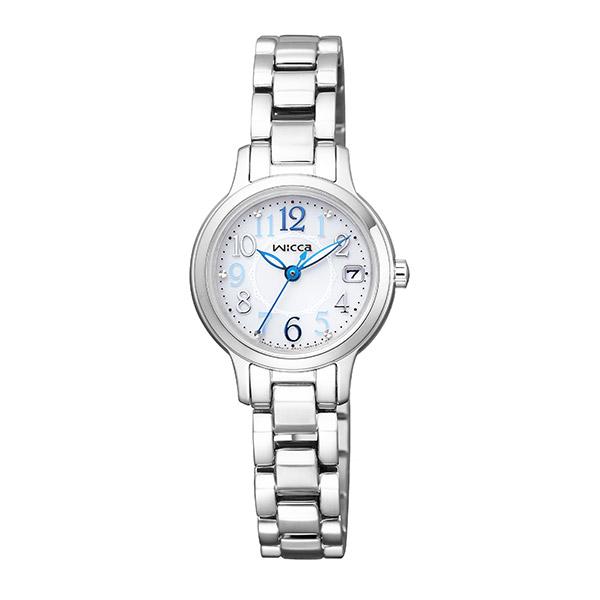 シチズン ウィッカ wicca KH4-912-11 有村架純 かわいい 社会人 就活 [正規品] レディース 腕時計 時計