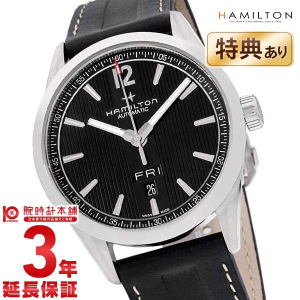 【ショッピングローン24回金利0%】【新作】ハミルトン 腕時計 HAMILTON ブロードウェイ H43515735 [海外輸入品] メンズ 時計