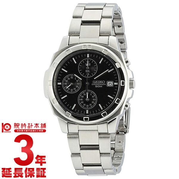 【新作】セイコー 逆輸入モデル クロノグラフ CHRONOGRAPH SND191P1 [海外輸入品] メンズ 腕時計 時計