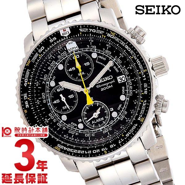 腕時計 クロノグラフ 【新作】セイコー 逆輸入モデル CHRONOGRAPH [海外輸入品] 最大1200円割引クーポン対象店 時計【あす楽】 SNA411P1 メンズ