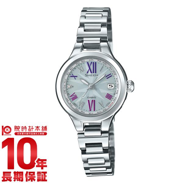 カシオ シーン SHEEN SHW-1750D-7AJF [正規品] レディース 腕時計 時計【24回金利0%】(予約受付中)