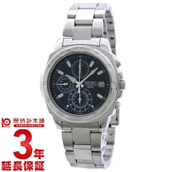 セイコー 逆輸入モデル メンズ 腕時計 クロノグラフ CHRONOGRAPH SND411P1 [海外輸入品] メンズ 腕時計 時計