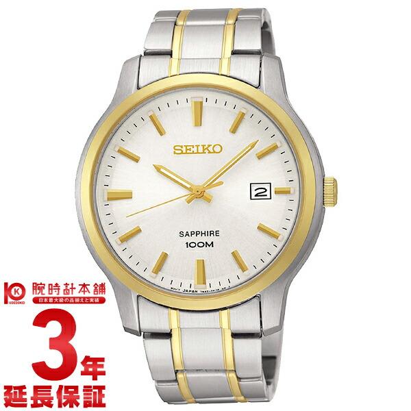 最大1200円割引クーポン対象店 セイコー 逆輸入モデル SEIKO SGEH42P1 [海外輸入品] メンズ 腕時計 時計