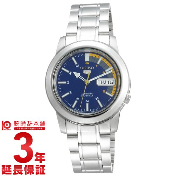 セイコー 腕時計 逆輸入モデル SEIKO5 SNKK27J1 [海外輸入品] メンズ 腕時計 時計