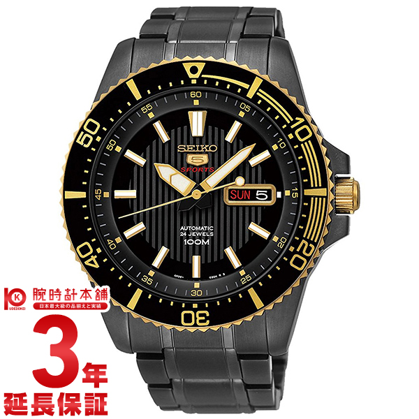 SEIKO5 [海外輸入品] セイコー5 逆輸入モデル SRP558J1 メンズ 腕時計 時計【新作】