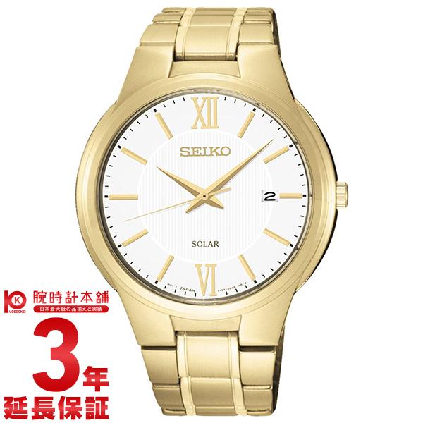 【新作】セイコー 逆輸入モデル SEIKO SNE390P1 [海外輸入品] メンズ 腕時計 時計