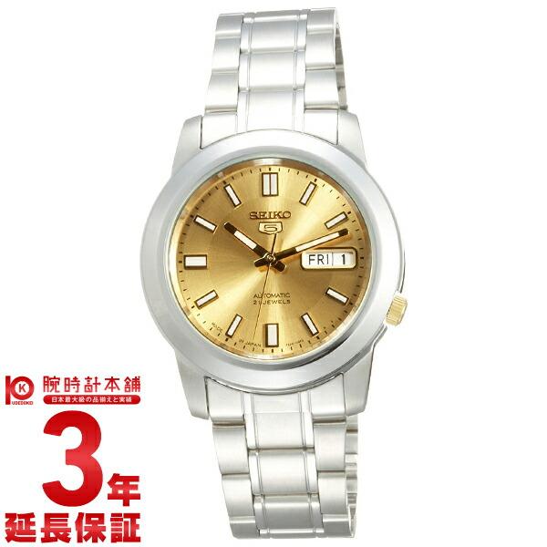 【新作】セイコー5 逆輸入モデル SEIKO5 SNKK13J1 [海外輸入品] メンズ 腕時計 時計