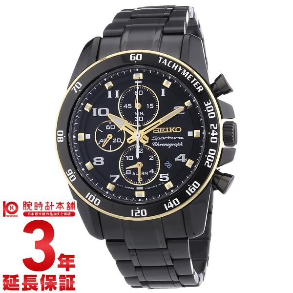 【ショッピングローン24回金利0%】【新作】セイコー 逆輸入モデル クロノグラフ CHRONOGRAPH スポーチュラ SNAF34P1 [海外輸入品] メンズ 腕時計 時計