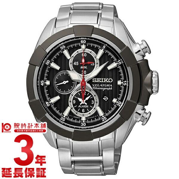 【新作】セイコー 逆輸入モデル クロノグラフ CHRONOGRAPH SNAF39P1 [海外輸入品] メンズ 腕時計 時計