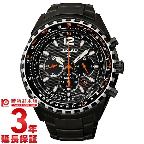 最大1200円割引クーポン対象店 【ショッピングローン24回金利0%】【新作】セイコー 逆輸入モデル SEIKO SSC263P1 [海外輸入品] メンズ 腕時計 時計