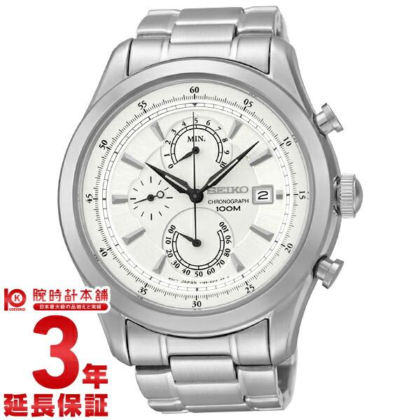 【新作】セイコー 逆輸入モデル クロノグラフ CHRONOGRAPH SPC163P1 [海外輸入品] メンズ 腕時計 時計