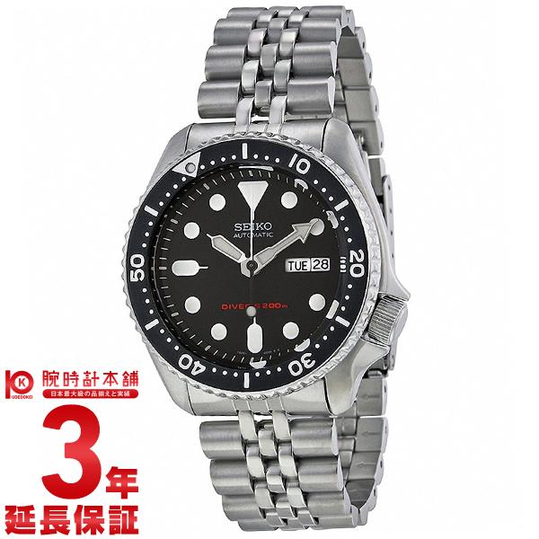 [3年長期保証付][送料無料] 《当店なら!店内最大ポイント42倍!5日限定》 セイコー逆輸入モデル ダイバーズ DIVERS SKX007K2 [海外輸入品] メンズ 腕時計 時計【あす楽】