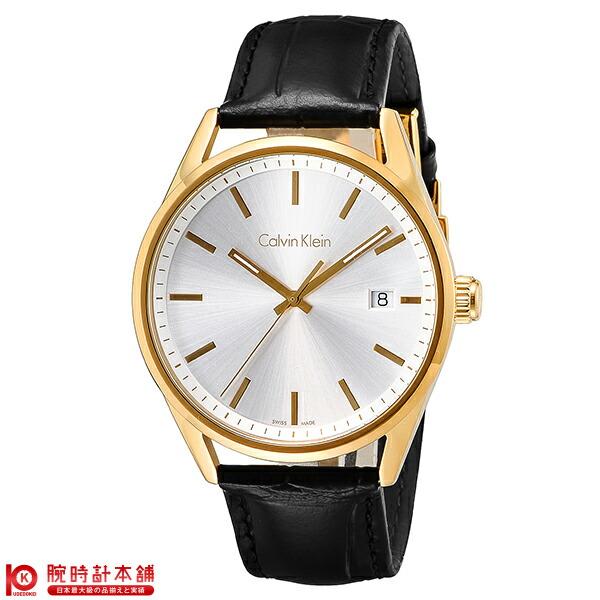 【新作】カルバンクライン CALVINKLEIN フォーマリティ K4M215.C6 [海外輸入品] メンズ 腕時計 時計