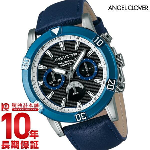 エンジェルクローバー 時計 AngelClover ブリオ BR43BUBK-NV [正規品] メンズ 腕時計