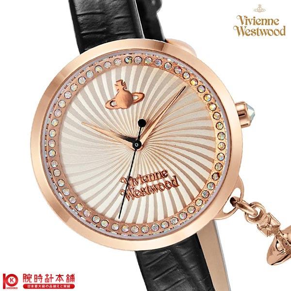 【新作】ヴィヴィアン 時計 ヴィヴィアンウエストウッド ボウ VV139RSBK [海外輸入品] レディース 腕時計 時計
