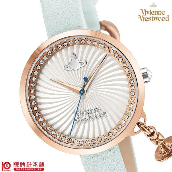 【店内最大37倍!28日23:59まで】【新作】ヴィヴィアン 時計 ヴィヴィアンウエストウッド ボウ VV139RSBL [海外輸入品] レディース 腕時計 時計