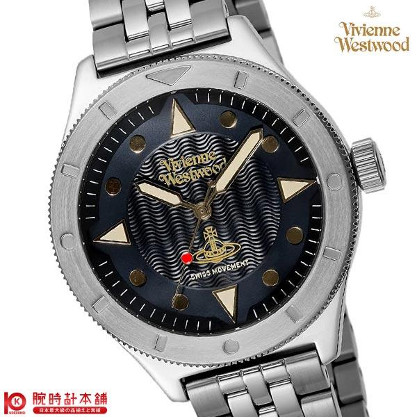 【店内最大37倍!28日23:59まで】【新作】ヴィヴィアン 時計 ヴィヴィアンウエストウッド スミスフィールド VV160BKSL [海外輸入品] メンズ&レディース 腕時計 時計