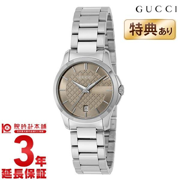 【18日は店内最大ポイント38倍!】 【24回金利0%】グッチ GUCCI Gタイムレス YA126526 [輸入品] レディース 腕時計 時計