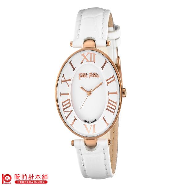 【新作】フォリフォリ FolliFollie ロマンス WF14R025SPS WH [海外輸入品] レディース 腕時計 時計