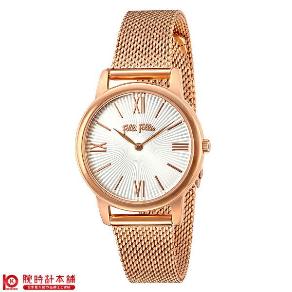 【新作】フォリフォリ FolliFollie マッチポイント WF15R032BPW XX [海外輸入品] レディース 腕時計 時計