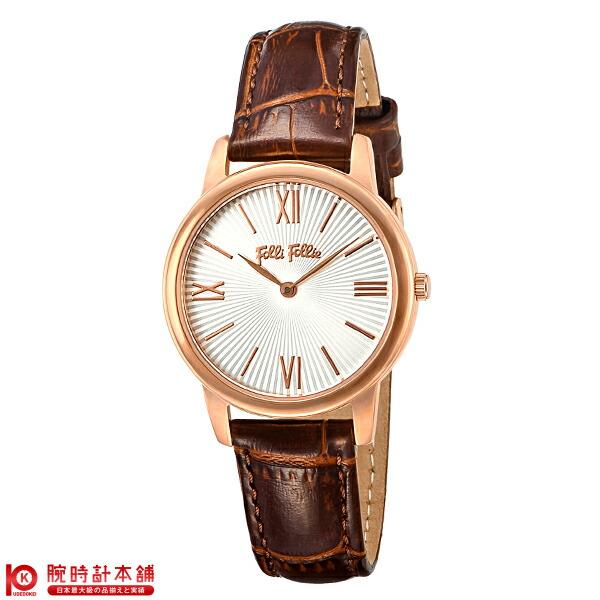 【新作】フォリフォリ FolliFollie マッチポイント WF15R032SPW BR [海外輸入品] レディース 腕時計 時計【あす楽】
